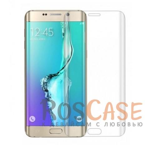 Защитное изогнутое стекло 3D на весь экран с закругленными краями для Samsung G925F Galaxy S6 Edge (Прозрачное)Описание:защита от ударов и царапин;ультратонкий дизайн;идеально совместимо с Samsung G925F Galaxy S6 Edge;ударопрочное;олеофобное покрытие.<br><br>Тип: Защитное стекло<br>Бренд: Epik