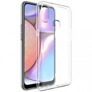 Clear Original | Прозрачный TPU чехол 2мм  для Samsung Galaxy A10s