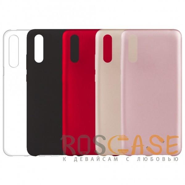Фото J-Case THIN | Гибкий силиконовый чехол для Huawei P20 Pro