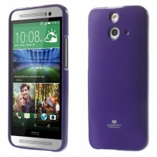 фотография TPU чехол Mercury Jelly Color series для HTC One / E8