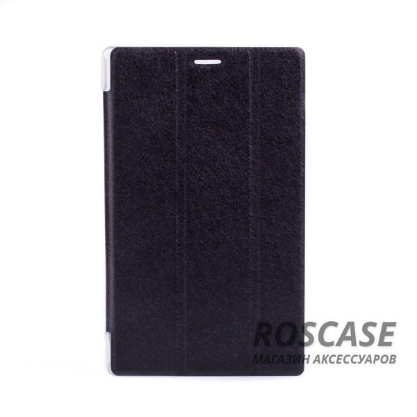 Кожаный чехол-книжка TTX Elegant Series для Asus ZenPad 8.0 (Z380C) (Черный)Описание: производитель: компания TTX;подходит девайсам: Asus ZenPad 8.0 (Z380C);изготовлен из материалов: пластик, полиуретан, искусственный материал под кожу;форма: чехол в виде книжки.Особенности: современная технологическая обработка;полное соответствие форме устройства;необходимые разъемы;уникальная поверхность чехла.<br><br>Тип: Чехол<br>Бренд: TTX<br>Материал: Искусственная кожа