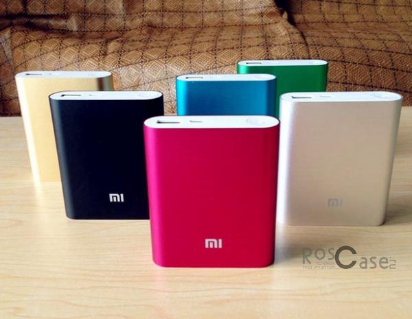 фото дополнительный внешний аккумулятор Power Bank 10400mAh с фонариком (Mini/Micro, Nokia, Samsung)-2USB