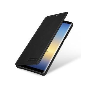 TETDED натур. кожа | Чехол-книжка для для Samsung Galaxy Note 8