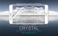 Nillkin Crystal | Прозрачная защитная пленка для Huawei Honor V8