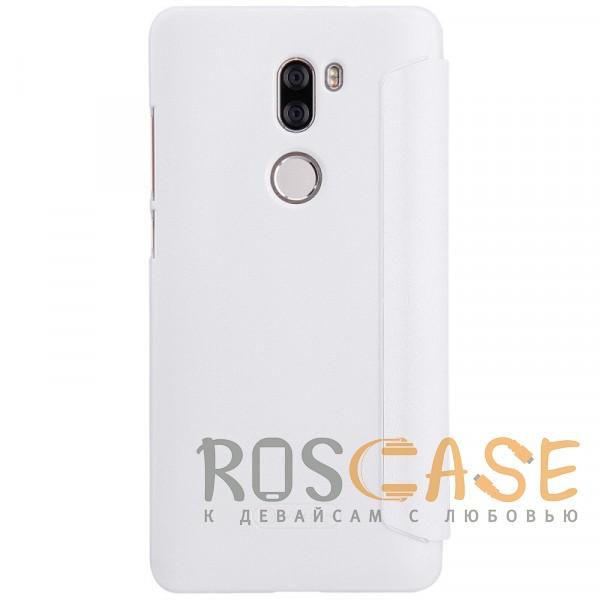 Изображение Белый Nillkin Sparkle   Чехол-книжка для Xiaomi Mi 5s Plus