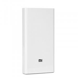 Xiaomi Mi 2 | Портативное зарядное устройство Power Bank 20000mAh 2 USB, 2.1A+1.5A (PLM06ZM)
