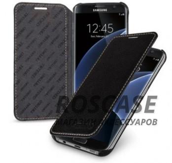 Кожаный чехол (книжка) TETDED для Samsung G935F Galaxy S7 Edge (Черный / Black)Описание:изготовлен фирмой&amp;nbsp;TETDED;подходит для Samsung G935F Galaxy S7 Edge;материал  -  натуральная кожа;формат  -  чехол-книжка.&amp;nbsp;Особенности:имеет все функциональные вырезы;легко устанавливается и снимается;тонкий дизайн;защищает от механических повреждений;не выцветает.<br><br>Тип: Чехол<br>Бренд: TETDED<br>Материал: Натуральная кожа