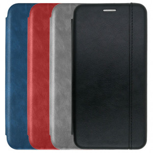 Open Color 2 | Чехол-книжка на магните для Xiaomi Mi Note 10 (Pro) / CC9 Pro с подставкой и карманом