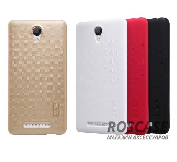 Чехол Nillkin Matte для Xiaomi Redmi Note 2 / Redmi Note 2 Prime (+ пленка)Описание:производитель -&amp;nbsp;Nillkin;материал - поликарбонат;совместим с Xiaomi Redmi Note 2 / Redmi Note 2 Prime;тип - накладка.&amp;nbsp;Особенности:матовый;прочный;тонкий дизайн;не скользит в руках;не выцветает;пленка в комплекте.<br><br>Тип: Чехол<br>Бренд: Nillkin<br>Материал: Поликарбонат
