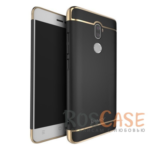 Чехол iPaky Joint Series для Xiaomi Mi 5s Plus (Черный)Описание:совместим с Xiaomi Mi 5s Plus;бренд - iPaky;материал - поликарбонат;тип - накладка.<br><br>Тип: Чехол<br>Бренд: Epik<br>Материал: Поликарбонат