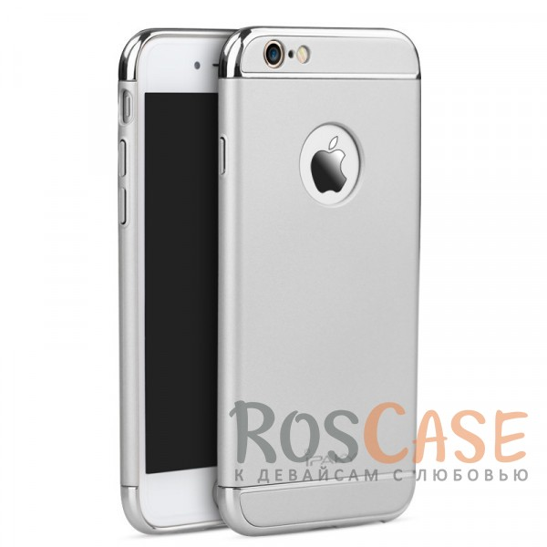 "Фото Серебряный iPaky Joint   Пластиковый чехол для Apple iPhone 6 plus (5.5"")  / 6s plus (5.5"")"