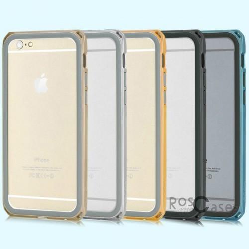 Бампер Rock Duo Star Series для Apple iPhone 6/6s (4.7)Описание:производитель  -  Rock;совместим с Apple iPhone 6/6s (4.7);материал  -  термополиуретан, поликарбонат;тип  -  бампер.&amp;nbsp;Особенности:тонкий дизайн;в наличии все функциональные вырезы;матовая поверхность;не деформируется;ударопрочный;легко устанавливается и удаляется.<br><br>Тип: Чехол<br>Бренд: ROCK<br>Материал: Натуральная кожа
