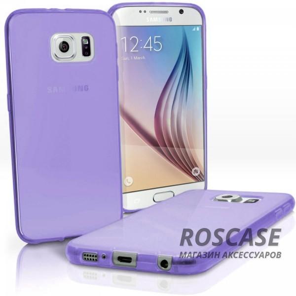 TPU чехол для Samsung Galaxy S6 G920F/G920D Duos (Фиолетовый (soft touch))Описание:производитель - бренд&amp;nbsp;Epik;совместим с Samsung Galaxy S6 G920F/G920D Duos;материал: термополиуретан;тип: накладка.Особенности:тонкий дизайн;легкая фиксация;защита от царапин;эластичный;не деформируется.<br><br>Тип: Чехол<br>Бренд: Epik<br>Материал: TPU