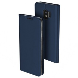 Dux Ducis | Чехол-книжка для Samsung Galaxy J2 Core (2018) с функцией подставки и картхолдером