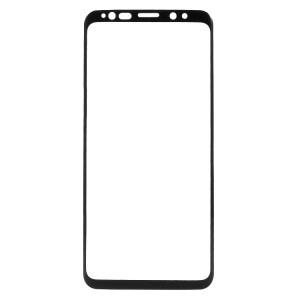 Объемное защитное 3D стекло для Samsung Galaxy S9 на весь экран