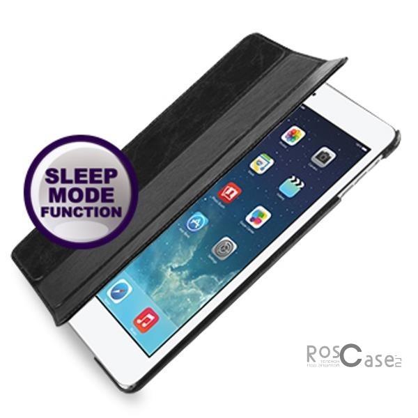 фото кожаный чехол (книжка) TETDED Lava Series для Apple iPad Air 2