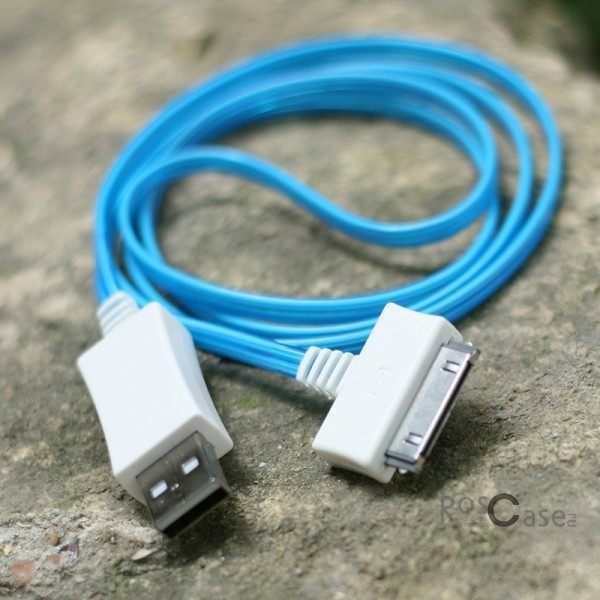 Дата кабель (светящийся) Navsailor (C-L02) для Apple iPhone 4/4S (Синий)Описание:производитель&amp;nbsp; - &amp;nbsp;Navsailor;выполнен из ПВХ;тип&amp;nbsp; - &amp;nbsp;дата кабель;совместимость: Apple iPhone 4/4S.Особенности:светится;длина&amp;nbsp;кабеля - 1 м;разъемы&amp;nbsp; - &amp;nbsp;30 pin, USBвысокая скорость передачи данных;совмещает три в одном: синхронизация данных, передача данных, зарядка.<br><br>Тип: USB кабель/адаптер<br>Бренд: Navsailor
