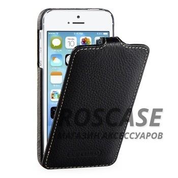 Кожаный чехол (флип) TETDED для Apple iPhone 5/5S/SE (Черный / Black)Описание:бренд: TETDED;совместим с Apple iPhone 5/5S/5SE;используемые материалы: кожа;форма: флип вниз.&amp;nbsp;Особенности:износоустойчивый;выполнен вручную;полный набор функциональных прорезей;строчный шов по периметру;тонкое исполнение.<br><br>Тип: Чехол<br>Бренд: TETDED<br>Материал: Натуральная кожа