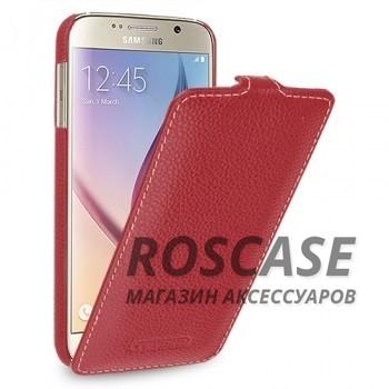 Кожаный чехол (флип) TETDED для Samsung Galaxy S6 G920F/G920D Duos (Красный / Red)Описание:производитель - бренд&amp;nbsp;Tetdedизготовлен для Samsung Galaxy S6 G920F/G920D Duos;материал  -  натуральная кожа;тип - флип (вниз).&amp;nbsp;Особенности:элегантный дизайн;не скользит в руках;защищает смартфон со всех сторон;легко устанавливается и снимается.<br><br>Тип: Чехол<br>Бренд: TETDED<br>Материал: Натуральная кожа