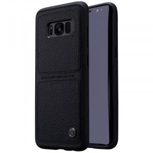 Nillkin Burt | Кожаный чехол для Samsung G955 Galaxy S8 Plus