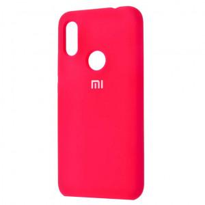 Чехол Silicone Cover для Xiaomi Redmi 7