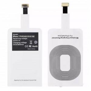 Универсальный модуль беспроводной зарядки QI lightning (для iPhone)