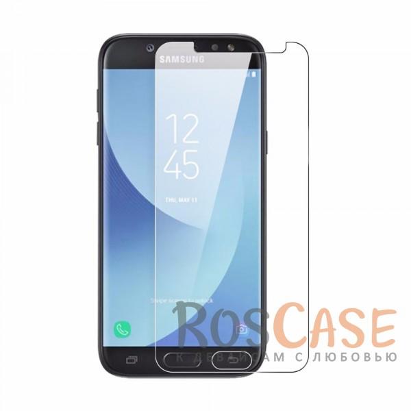 Тонкая защитная пленка на экран VMAX с ультрафиолетовым фильтром для Samsung J330 Galaxy J3 (2017) (Прозрачная)Описание:производитель -&amp;nbsp;Vmax;пленка разработана для Samsung J330 Galaxy J3 (2017);олеофобное покрытие анти-отпечатки;клеится без воздушных пузырьков;фильтрует ультрафиолетовое излучение;устанавливается при помощи электростатики;предусмотрены все вырезы;защищает от царапин и потертостей.<br><br>Тип: Защитная пленка<br>Бренд: Vmax
