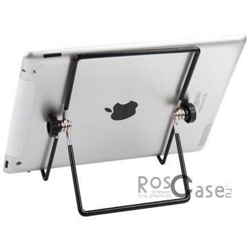 фото металлическая регулируемая подставка для планшета