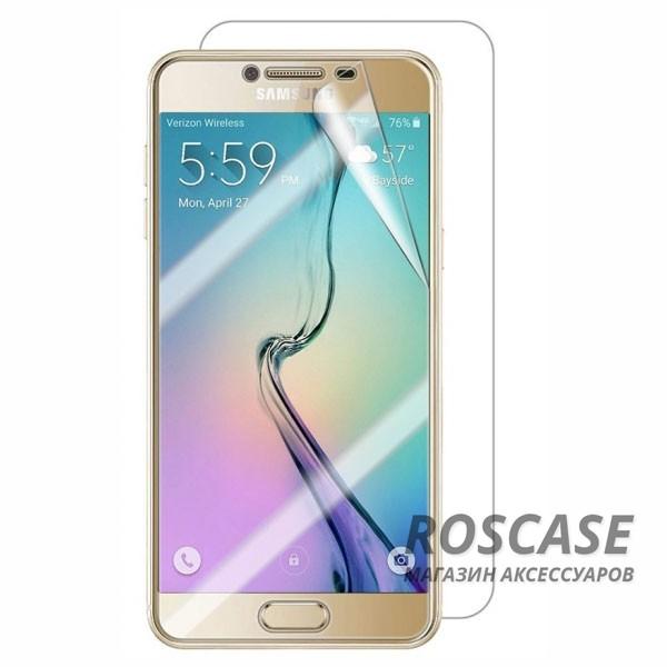 Бронированная полиуретановая пленка BestSuit (на обе стороны) для Samsung Galaxy C7 (Прозрачная)Описание:производитель -&amp;nbsp;BestSuit;идеально совместима с&amp;nbsp;Samsung Galaxy C7;материал - полимер;тип - защитная пленка.Особенности:олеофобное покрытие;высокая прочность;ультратонкая;прозрачная;имеет все необходимые вырезы;защита от ударов и царапин;анти-бликовое покрытие;защита на заднюю панель.<br><br>Тип: Бронированная пленка<br>Бренд: Epik