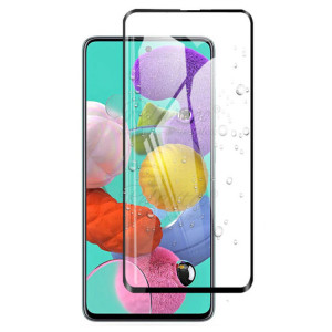 Защитное стекло 5D Full Cover  для Samsung Galaxy A51