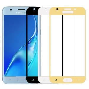 5D защитное стекло для Samsung Galaxy J3 (2018) на весь экран