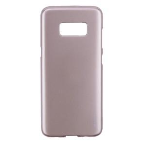 Mercury iJelly Metal | Силиконовый чехол для Samsung G955 Galaxy S8 Plus