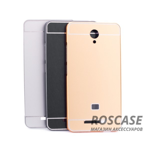 Легкий алюминиевый чехол-бампер с защитной вставкой на заднюю панель для Xiaomi Redmi Note 2 / Redmi Note 2 PrimeОписание:подходит для Xiaomi Redmi Note 2 / Redmi Note 2 Prime;материал: алюминий;тип: бампер с защитной вставкой для задней панели.&amp;nbsp;Особенности:легкий;прочный;тонкий;стильный дизайн;в наличии все функциональные вырезы;защита от механических повреждений.<br><br>Тип: Чехол<br>Бренд: Epik<br>Материал: Металл