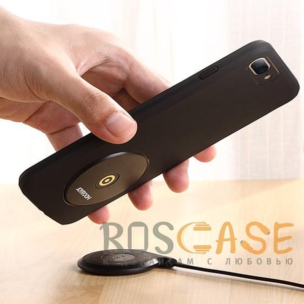 Фото Черный JOYROOM JR-ZS141 | Многофункциональное беспроводное зарядное устройство для iPhone 6 / 6s