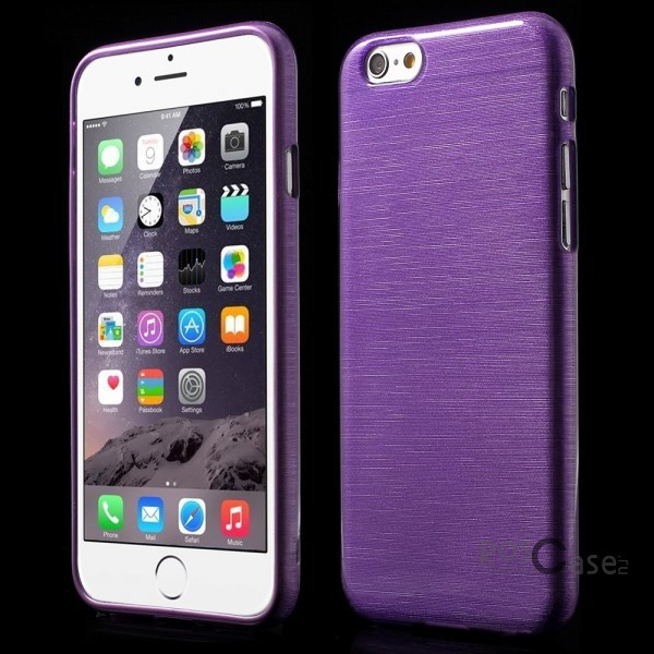TPU Pearl Lines чехол для Apple iPhone 6/6s (4.7) (Фиолетовый)Описание:производитель - бренд&amp;nbsp;Epik;совместим с&amp;nbsp;Apple iPhone 6/6s (4.7);материал - термополиуретан;тип - накладка.Особенности:защищает от механических повреждений;смягчает удар;гладкий;жемчужная расцветка;не деформируется;легко устанавликвется и снимается;на нем не заметны отпечатки пальцев.<br><br>Тип: Чехол<br>Бренд: Epik<br>Материал: TPU