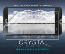 Nillkin Crystal | Прозрачная защитная пленка для Asus ZenFone Go TV (ZB551KL)