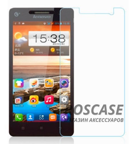 Защитное стекло Ultra Tempered Glass 0.33mm (H+) для Lenovo P780 (картонная упаковка)Описание:бренд&amp;nbsp;Epik;совместимость Lenovo P780;материал: закаленное стекло;тип: защитное стекло на экран.&amp;nbsp;Особенности:закругленные&amp;nbsp;грани;не влияет на чувствительность сенсора;легко очищается;толщина - &amp;nbsp;0,33 мм;абсолютно прозрачное;защита от царапин и ударов.<br><br>Тип: Защитное стекло<br>Бренд: Epik