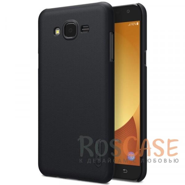 Матовый чехол Nillkin Super Frosted Shield для Samsung J701 Galaxy J7 Neo (+ пленка) (Черный)Описание:совместимость: Samsung J701 Galaxy J7 Neo;материал: поликарбонат;тип: накладка;закрывает заднюю панель и боковые грани;защищает от ударов и царапин;рельефная фактура;не скользит в руках;ультратонкий дизайн;защитная плёнка на экран в комплекте.<br><br>Тип: Чехол<br>Бренд: Nillkin<br>Материал: Поликарбонат