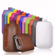 "Кожаный чехол футляр с язычком для Apple iPhone 3G/S (3.5"")"