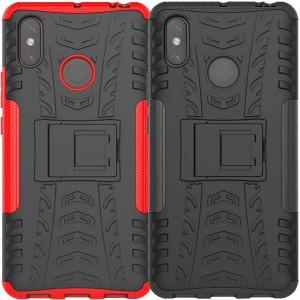Shield | Противоударный чехол для Xiaomi Mi Max 3 с подставкой