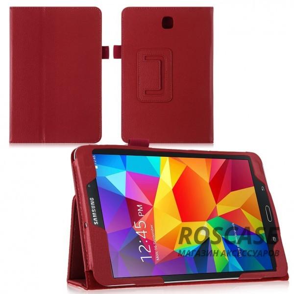 Кожаный чехол-книжка TTX с функцией подставки для Samsung Galaxy Tab S2 9.7 (Красный)Описание:производитель  - &amp;nbsp;TTX;совместимость - Samsung Galaxy Tab S2 9.7;материалы  -  кожзам, микрофибра;форма  -  чехол-книжка.&amp;nbsp;Особенности:трансформируется в подставку;имеет все функциональные отверстия;легко устанавливается и снимается;тонкий и легкий;защищает от царапин и ударов;устойчив к низким температурам.<br><br>Тип: Чехол<br>Бренд: TTX<br>Материал: Искусственная кожа