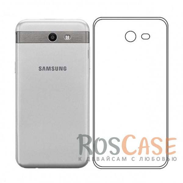 Ультратонкий силиконовый чехол Ultrathin 0,33mm для Samsung J330 Galaxy J3 (2017)Описание:совместим с Samsung J330 Galaxy J3 (2017);ультратонкий дизайн;материал - TPU;тип - накладка;прозрачный;защищает от ударов и царапин;гибкий.<br><br>Тип: Чехол<br>Бренд: Epik<br>Материал: TPU