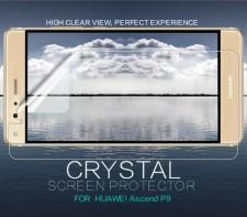 Nillkin Crystal | Прозрачная защитная пленка для Huawei P9