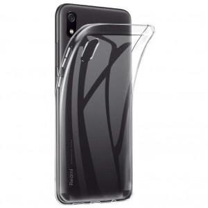 Прозрачный силиконовый чехол для Xiaomi Redmi 7A