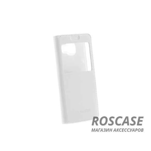 Чехол (книжка) с PC креплением для Samsung A310F Galaxy A3 (2016) (Белый)Описание:разработан компанией&amp;nbsp;Epik;идеально совместим с&amp;nbsp;Samsung A310F Galaxy A3 (2016);материалы: синтетическая кожа, пластик;тип: чехол-книжка.&amp;nbsp;Особенности:имеются все функциональные вырезы;не скользит в руках;окошко в обложке;защита от ударов и падений;превращается в подставку.<br><br>Тип: Чехол<br>Бренд: Epik<br>Материал: Искусственная кожа