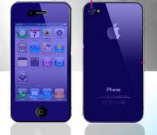 Защитная пленка Nillkin (на обе стороны)  для iPhone 4/4S