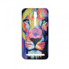 Красочный чехол со львом для Asus Zenfone 2 (ZE551ML/ZE550ML)