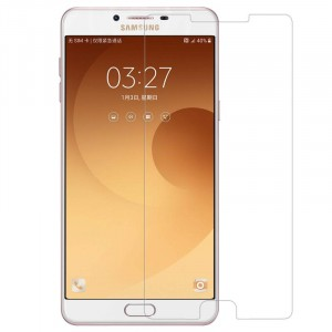 Nillkin Crystal | Прозрачная защитная пленка для Samsung Galaxy C9 Pro