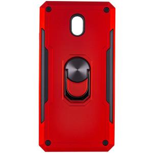 Противоударный чехол Serge Ring под магнитный держатель  для Xiaomi Redmi 8A