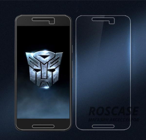 Защитное стекло Nillkin Anti-Explosion Glass Screen (H+ PRO) (закругл. края) для LG Google Nexus 5xОписание:производство компании Nillkin;создано для смартфона LG Google Nexus 5x;материал: закаленное стекло;форма: стекло на экран.Особенности:обеспечивает защиту экрана телефона от любых повреждений;толщина - 0,2 мм;поверхность гладкая;антибликовое покрытие;фиксация плотная;закругленные срезы;крепится на экран телефона;дизайн: ультратонкий, прозрачный.<br><br>Тип: Защитное стекло<br>Бренд: Nillkin